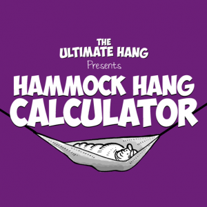 Hammock Hang Calculator